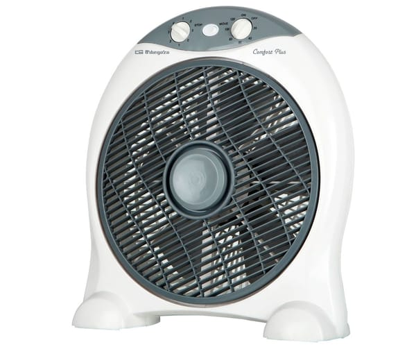 ORBEGOZO BF0137 BOX FAN VENTILADOR