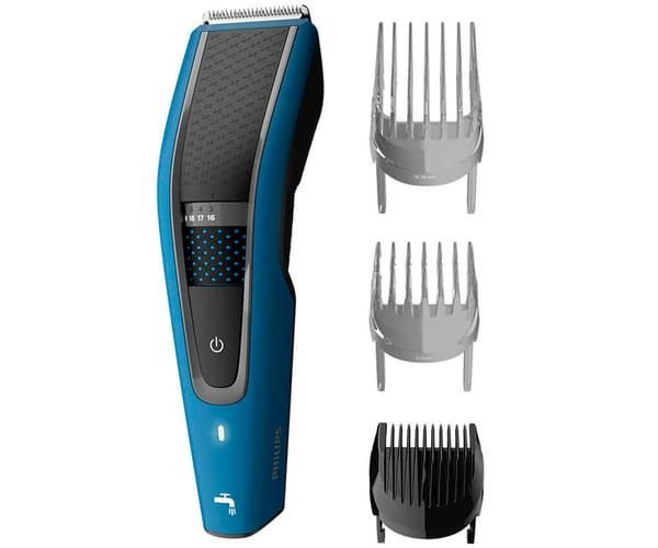 PHILIPS HC5612/15 AZUL CORTAPELOS LAVABLE HAIRCLIPPER SERIES 5000