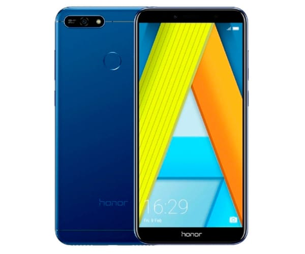 HONOR 7A AZUL MÓVIL 4G DUAL SIM 5.7'' IPS HD+/8CORE/16GB/2GB RAM/13MP/8MP