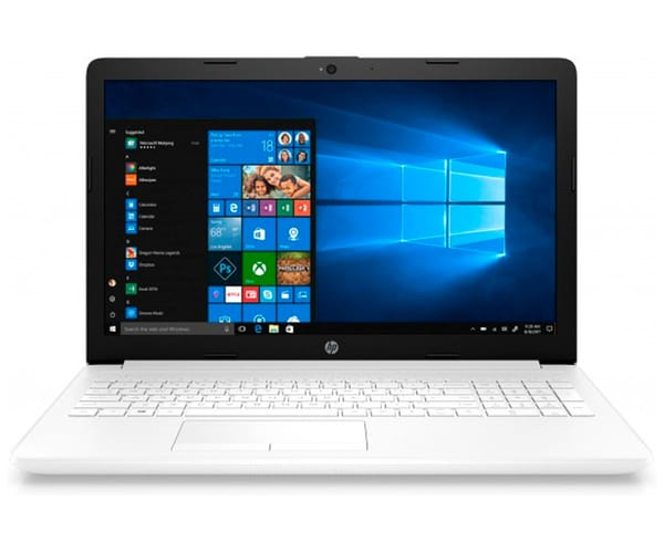 HP 15-DA0146 PORTÁTIL BLANCO 15.6'' LCD WLED HD READY/i5 3.1GHz/128GB+1TB/8GB RAM/W10 HOME