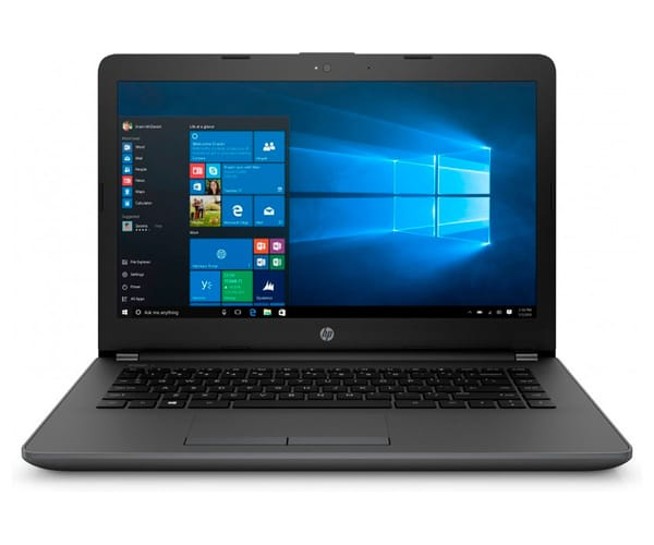 HP 240 G6 PORTÁTIL NEGRO 14'' LCD WLED HD READY/i5 3.1GHz/512GB/8GB RAM/W10 HOME