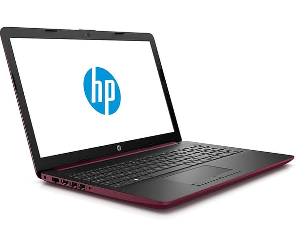 HP 15-DA0722NS PORTÁTIL GRANATE BORGOÑA 15.6'' LCD WLED HD READY/i7 2.7GHz/SSD 256GB/8GB RAM/W10 HOME