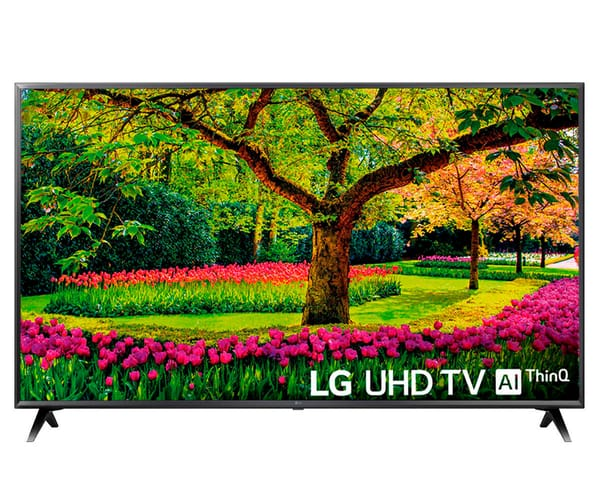 LG 65UK6300PLB TELEVISOR 65'' IPS DIRECT LED UHD 4K 1600Hz SMART TV WEBOS 4.0 WIFI BLUETOOTH