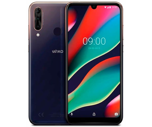 WIKO VIEW3 PRO NIGHTFALL MÓVIL 4G DUAL SIM 6.3'' IPS FHD+/8CORE/128GB/6GB RAM/12+5+13MP/16MP