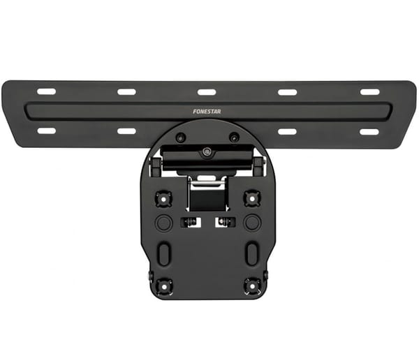 FONESTAR STV-621Q SOPORTE COMPATIBLE SAMSUNG QLED INCLINABLE DE PARED PARA TV DE 49'' A 65''
