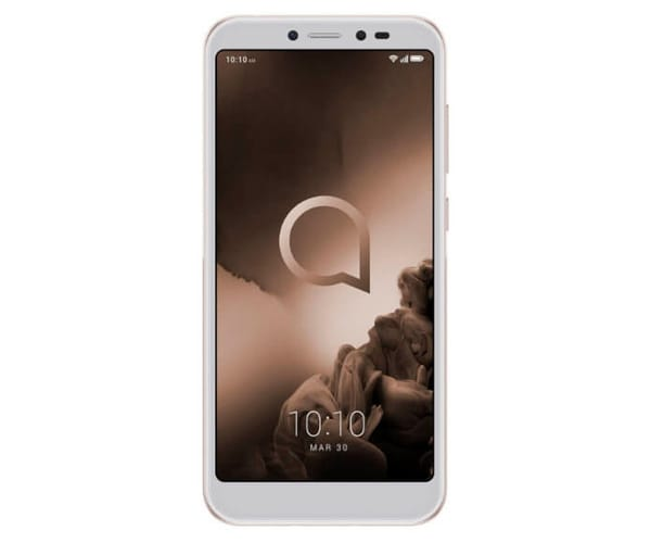 ALCATEL 1S DORADO METÁLICO MÓVIL 4G DUAL SIM 5.5'' HD+/8CORE/32GB/3GB RAM/13+2MP/5MP