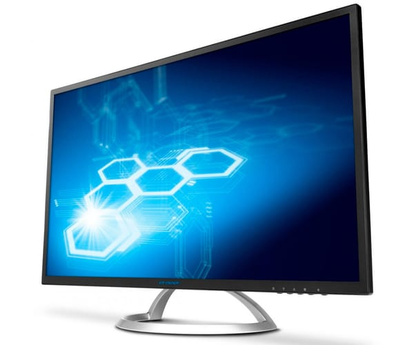 MEDION ERAZER X57426 NEGRO MONITOR GAMING 31.5'' LCD LED QUADHD HDMI DP DVI-D AUDIO IN OUT