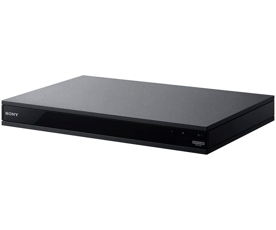 SONY UBP-X800M2B NEGRO REPRODUCTOR BLU-RAY 4K ULTRA HD HDR AUDIO DE ALTA RESOLUCIÓN DSEE HX