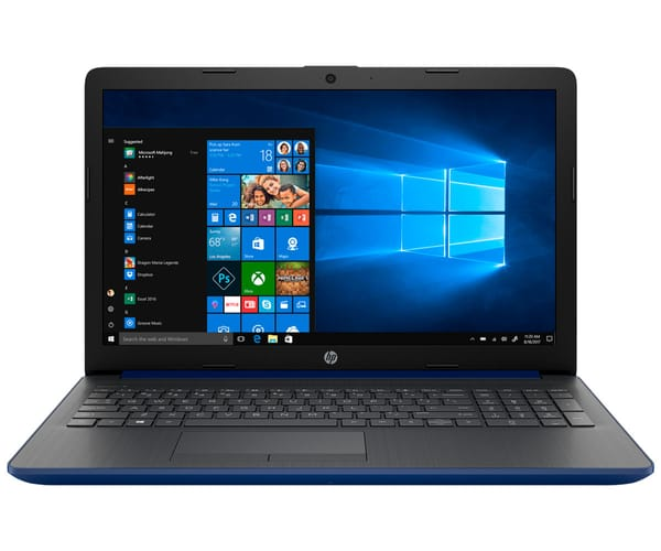 HP 15-DB0099NS PORTÁTIL AZUL 15.6'' LCD WLED HD READY/A4 2.6GHz/1TB/4GB RAM/W10 HOME