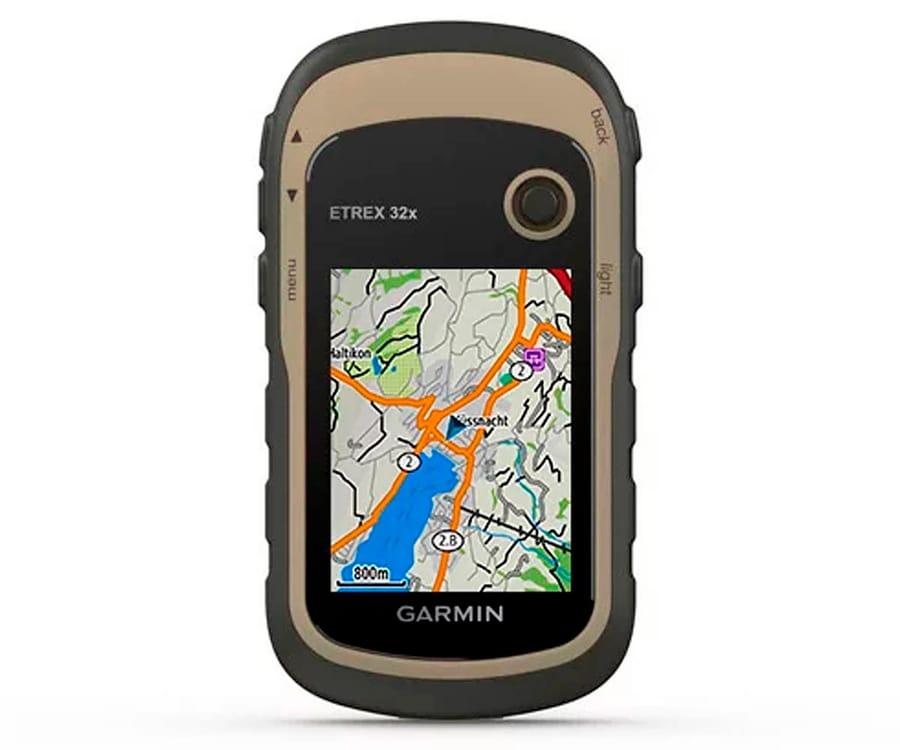 GARMIN ETREX 32X GPS IDEAL PARA TREKKING Y EXCURSIONISTAS