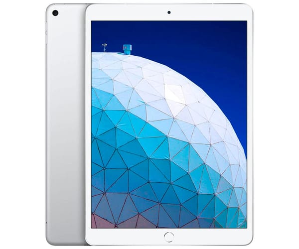 APPLE IPAD AIR 3 PLATA TABLET 4G WIFI 10.5'' RETINA/64GB/4GB RAM/8MP/7MP