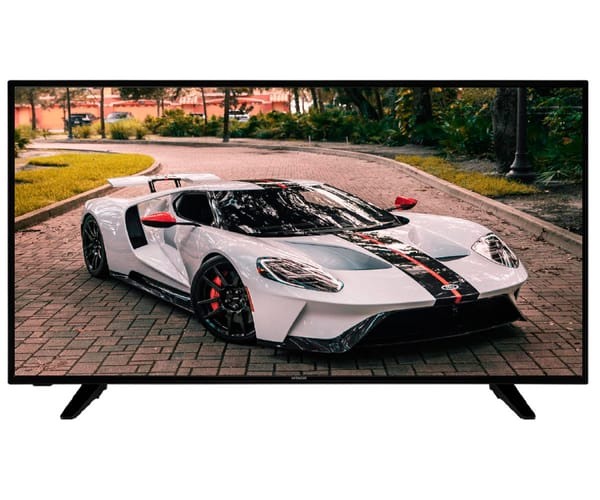 HITACHI 50HK5100 TELEVISOR 50'' LCD IPS DIRECT LED 4K SMART TV WIFI