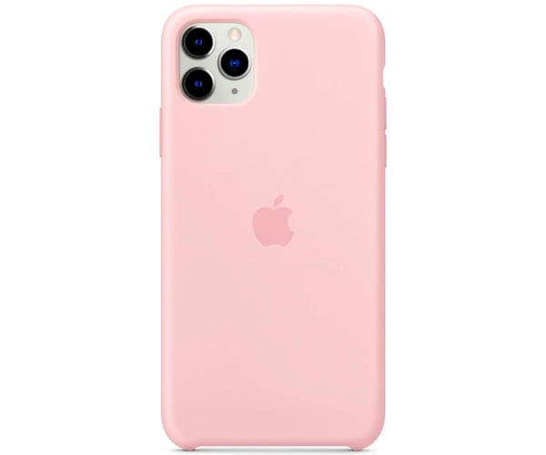 APPLE MWYY2ZM/A ROSA CARCASA SILICONE CASE IPHONE 11 PRO