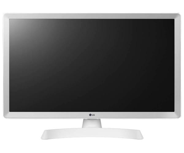 LG 24TL510V-WZ BLANCO TELEVISOR MONITOR 24'' LCD LED HD HDMI USB 5ms LAN COMPONENTES COMPUESTA ÓPTICA