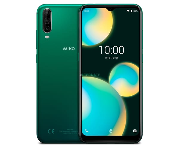 WIKO VIEW4 LITE DEEP GREEN MÓVIL 4G DUAL SIM 6.52'' IPS HD+/8CORE/32GB/2GB RAM/13+2+5MP/5MP