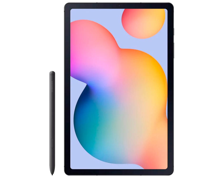 SAMSUNG SM-P615 TAB S6 LITE GRAY CON S PEN TABLET 4G 10.4'' WUXGA+/8CORE/64GB/4GB RAM/8MP/5MP