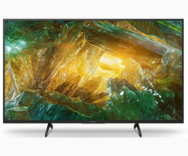 SONY KD75XH8096 TELEVISOR 75'' LCD DIRECT LED UHD 4K HDR 400Hz ANDROID TV