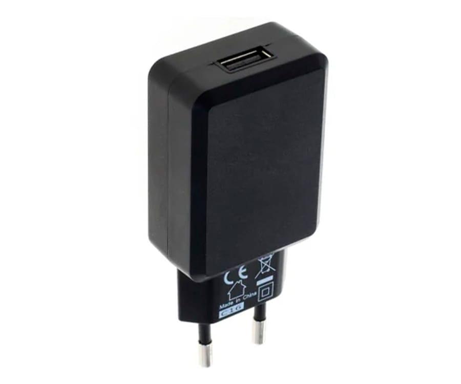 BQ G008170 NEGRO CARGADOR RED SALIDA 2A 5V USB