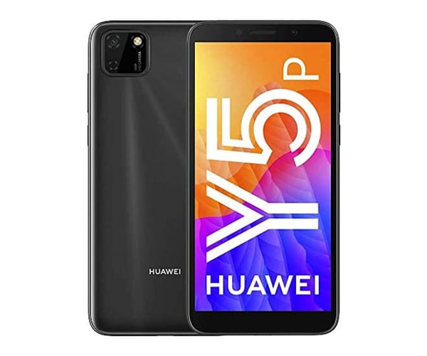 HUAWEI Y5P NEGRO MÓVIL 4G DUAL SIM 5.45'' IPS HD+ OCTACORE 32GB 2GB RAM CAM 8MP SELFIES 5MP