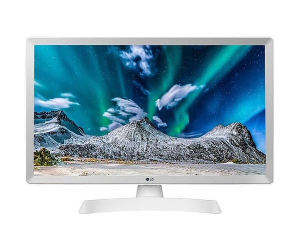 LG 24TL510V-WZ BLANCO TELEVISOR MONITOR 24'' LCD LED HD READY