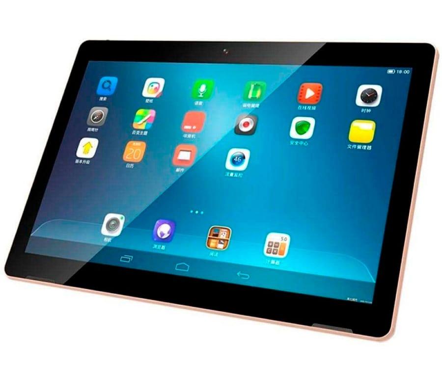 INNJOO F104 TABLET DORADO 3G 10.1'' IPS QUADCORE 16GB 1GB RAM CAM 2MP SELFIES 0.3MP