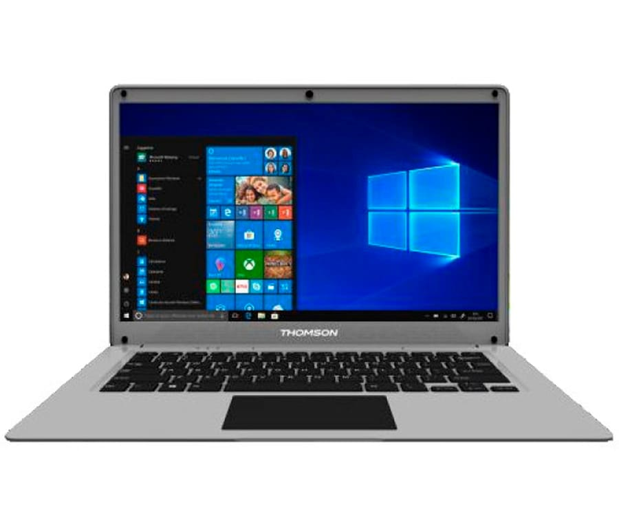 THOMSON NEO14C PLATA PORTÁTIL 14'' LCD LED HD CELERON-N3350 1.1GHz 64GB 4GB RAM WINDOWS 10 S