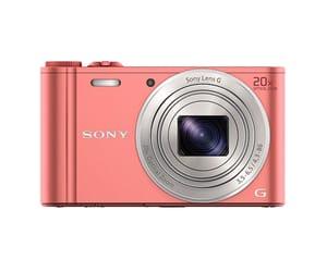 SONY DSC-WX350 ROSA CÁMARA DE FOTOS COMPACTA DE 18.2 MP CON ZOOM ÓPTICO DE 20X