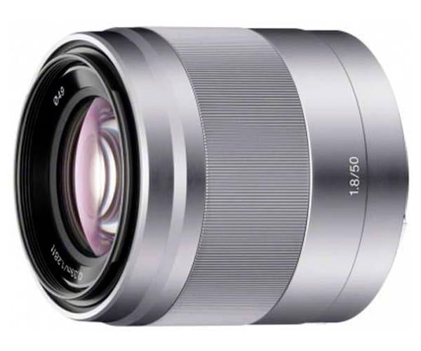 SONY SEL50F18 50mm f/1.8 CON MONTURA SONY TIPO E