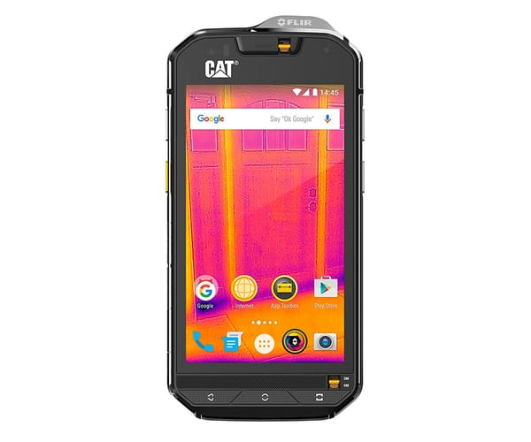 CAT S60 NEGRO MÓVIL 4G DUAL SIM 4.7'' a-SI AHVA/8CORE/32GB/3GB RAM/13MP+TERMAL/5MP