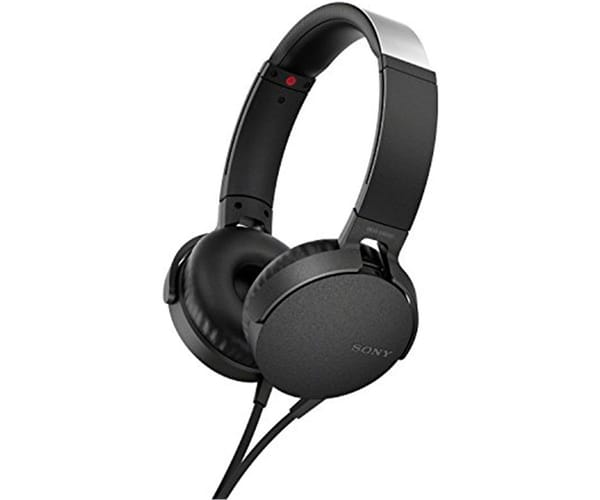 SONY MDRXB550APB NEGRO AURICULARES EXTRA BASS