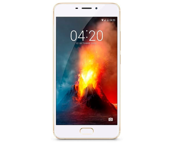 MEIZU M5 NOTE 32GB DORADO MÓVIL DUAL SIM 4G 5.5'' IPS LTPS/8CORE/32GB/3GB RAM/13MP/5MP