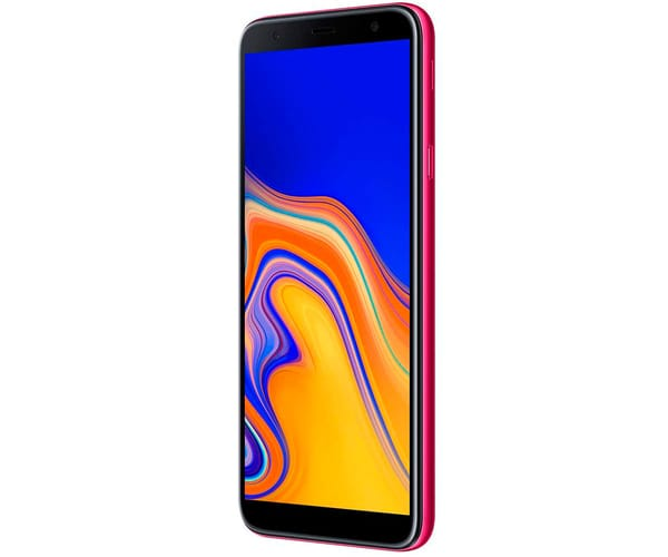 SAMSUNG GALAXY J4+ (2018) ROSA MÓVIL 4G DUAL SIM 6.0'' IPS HD+/4CORE/32GB/2GB RAM/13MP/5MP