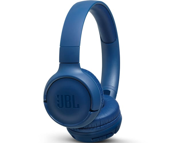 JBL TUNE 500 BT AZUL AURICULARES INALÁMBRICOS BLUETOOTH MULTIPUNTO JBL PURE BASS