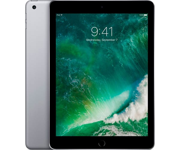 APPLE IPAD MP2H2TY/A WIFI 128GB GRIS ESPACIAL TABLET 9.7'' RETINA/128GB/2G RAM/8MP/1.2MP