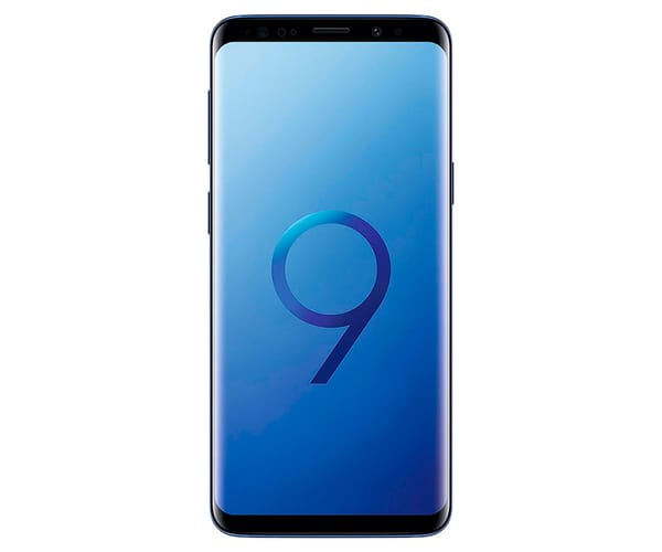 SAMSUNG GALAXY S9+ AZUL MÓVIL DUAL SIM 4G 6.2'' SAMOLED QHD+/8CORE/64GB/6GB RAM/12MP+12/8MP