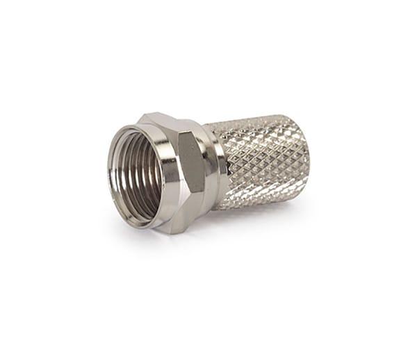 FONESTAR 7236-59 CONECTOR MACHO TIPO F PARA CABLE COAXIAL RG-59 6'4mm