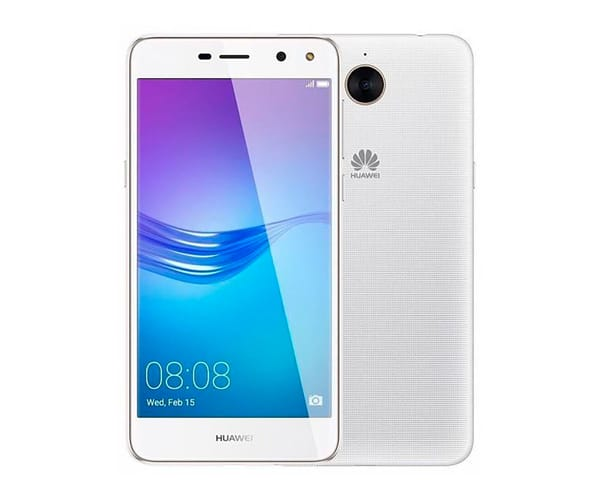 HUAWEI Y6 (2017) BLANCO MÓVIL 4G DUAL SIM 5'' IPS HD/4CORE/16GB/2GB RAM/13MP/5MP