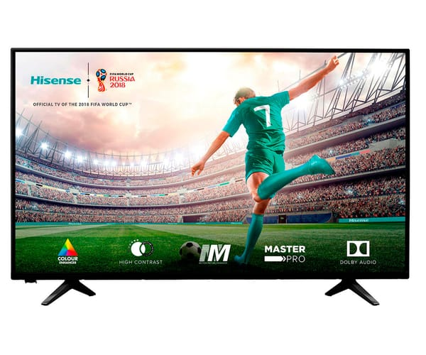 HISENSE H32A5600 TELEVISOR 32'' LCD DIRECT LED HD READY 500Hz SMART TV WIFI HDMI USB REPRODUCTOR MULTIMEDIA