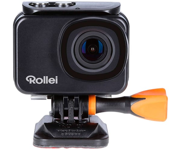 ROLLEI ACTIONCAM 550 TOUCH CÁMARA DE ACCIÓN VÍDEOS EN UHD 4K 30FPS 14MP WIFI INTEGRADO GRAN ANGULAR 160º