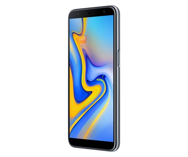 SAMSUNG GALAXY J6+ (2018) GRIS MÓVIL 4G DUAL SIM 6.0'' IPS HD+/4CORE/32GB/3GB RAM/13MP+5MP/8MP