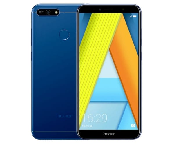 HONOR 7A AZUL MÓVIL 4G DUAL SIM 5.7'' IPS HD+/8CORE/32GB/3GB RAM/13MP/8MP